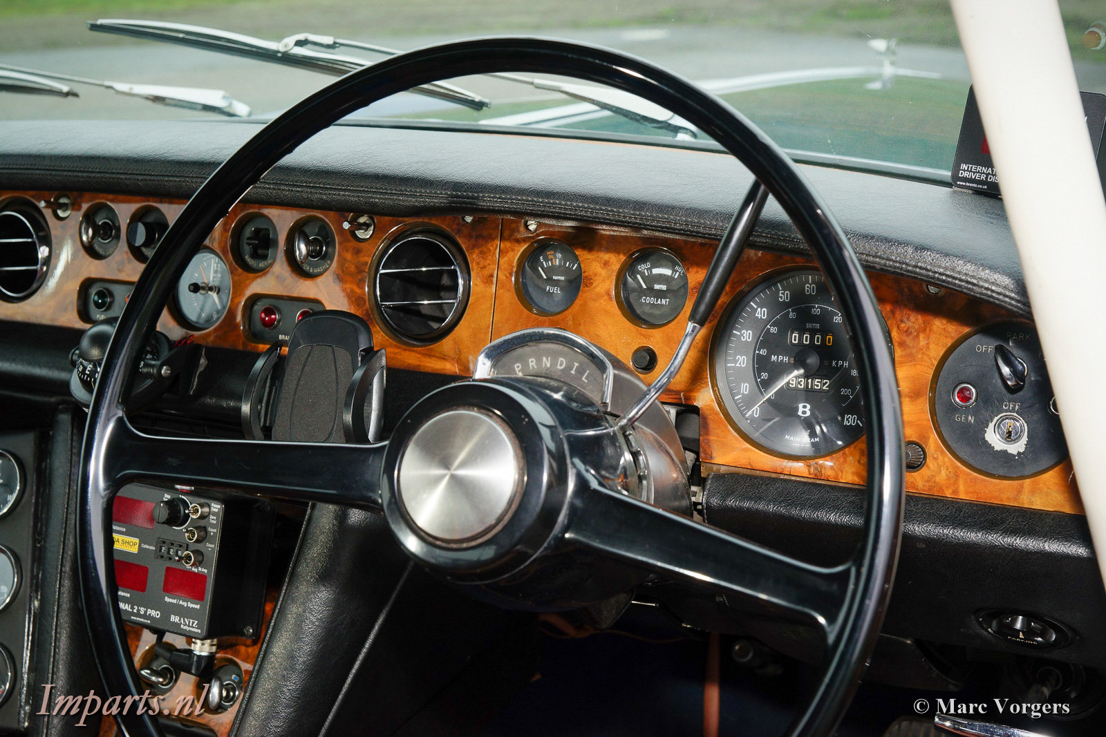 1969 Very nice classic Bentley T1 for Ralling For Sale (picture 2 of 6)