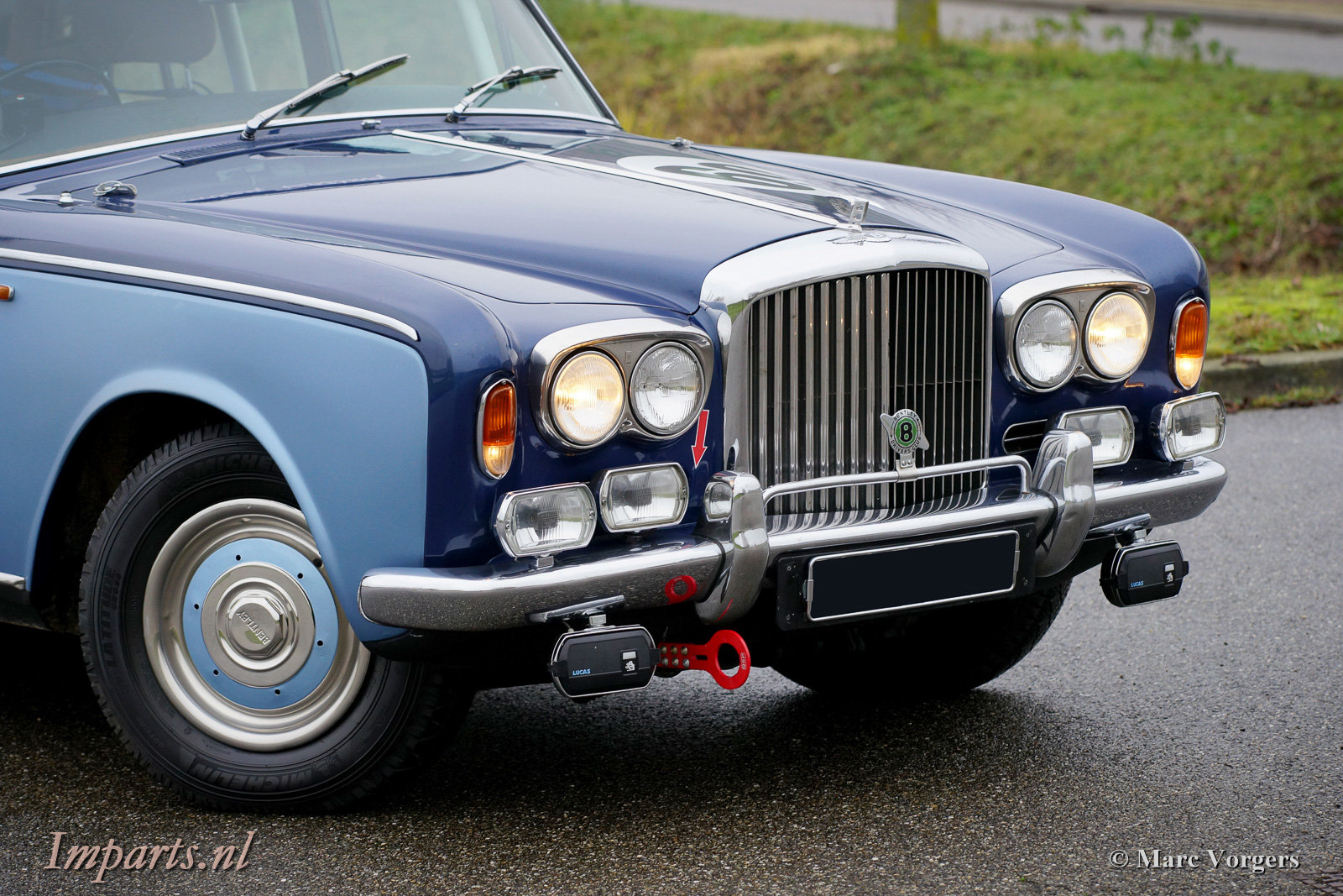 1969 Very nice classic Bentley T1 for Ralling For Sale (picture 4 of 6)