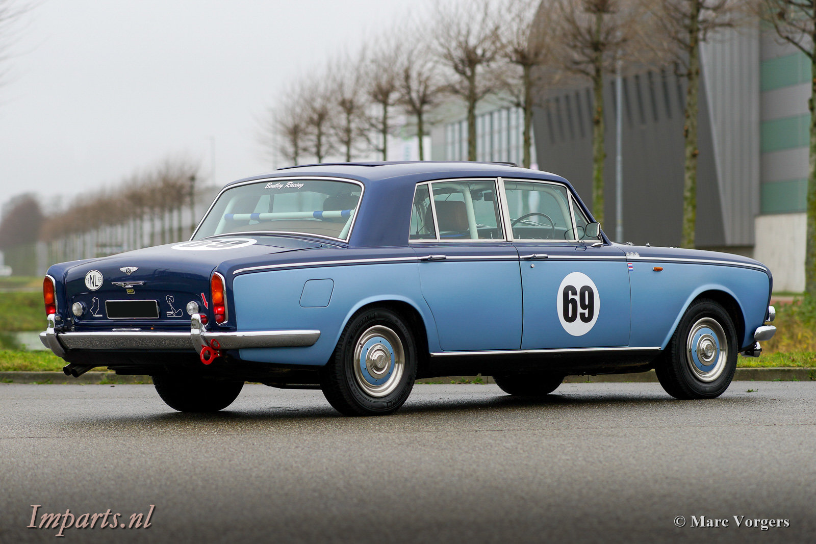 1969 Very nice classic Bentley T1 for Ralling For Sale (picture 6 of 6)