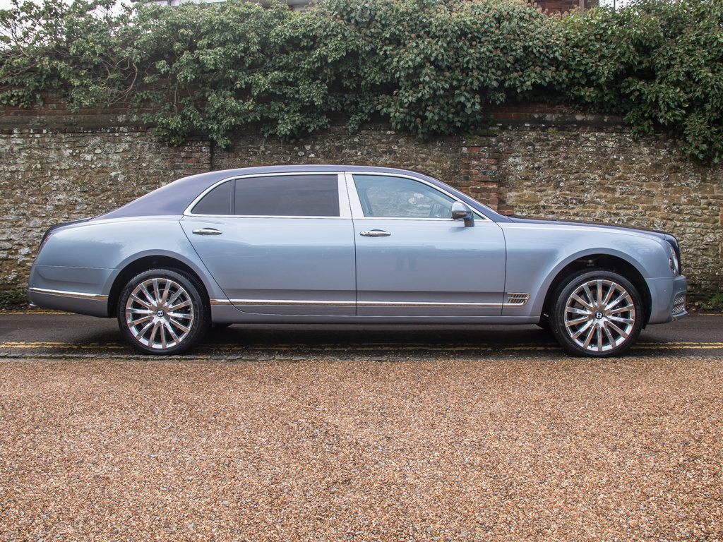 2017 Bentley  Mulsanne  Mulsanne Extended Wheelbase  For Sale (picture 1 of 18)