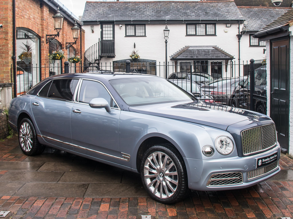 2017 Bentley  Mulsanne  Mulsanne Extended Wheelbase  For Sale (picture 2 of 18)
