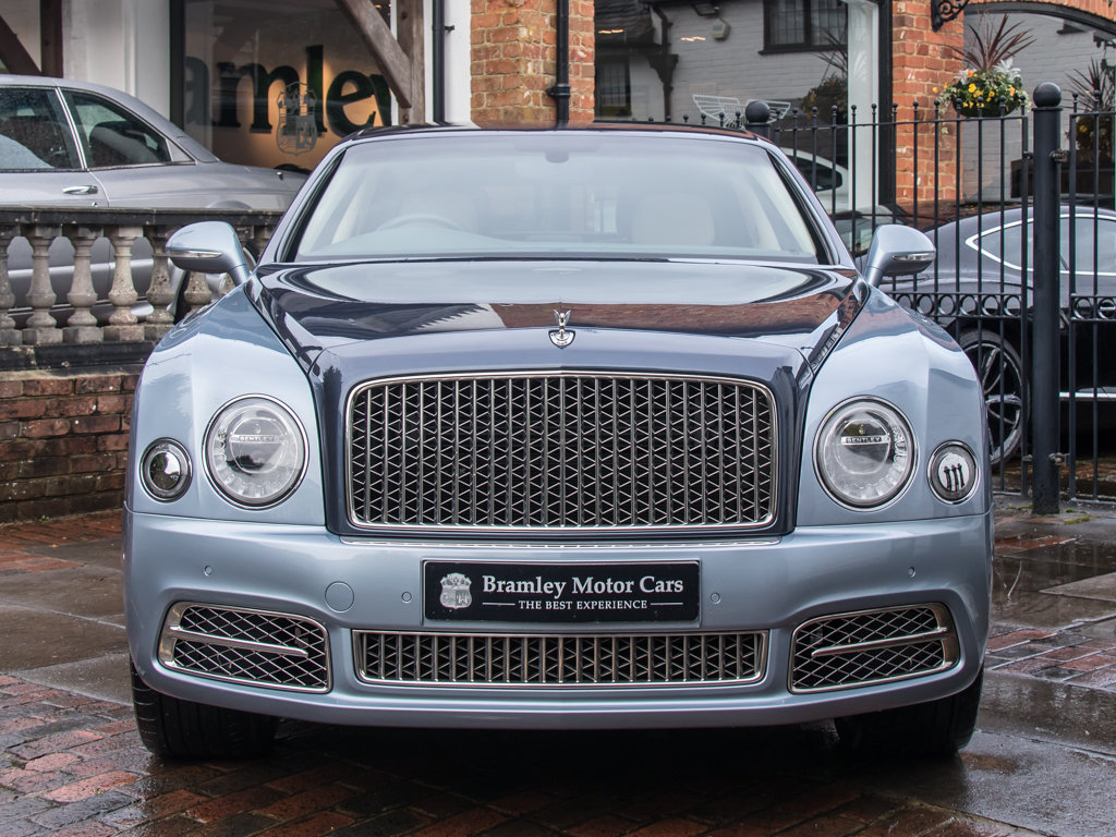 2017 Bentley  Mulsanne  Mulsanne Extended Wheelbase  For Sale (picture 3 of 18)