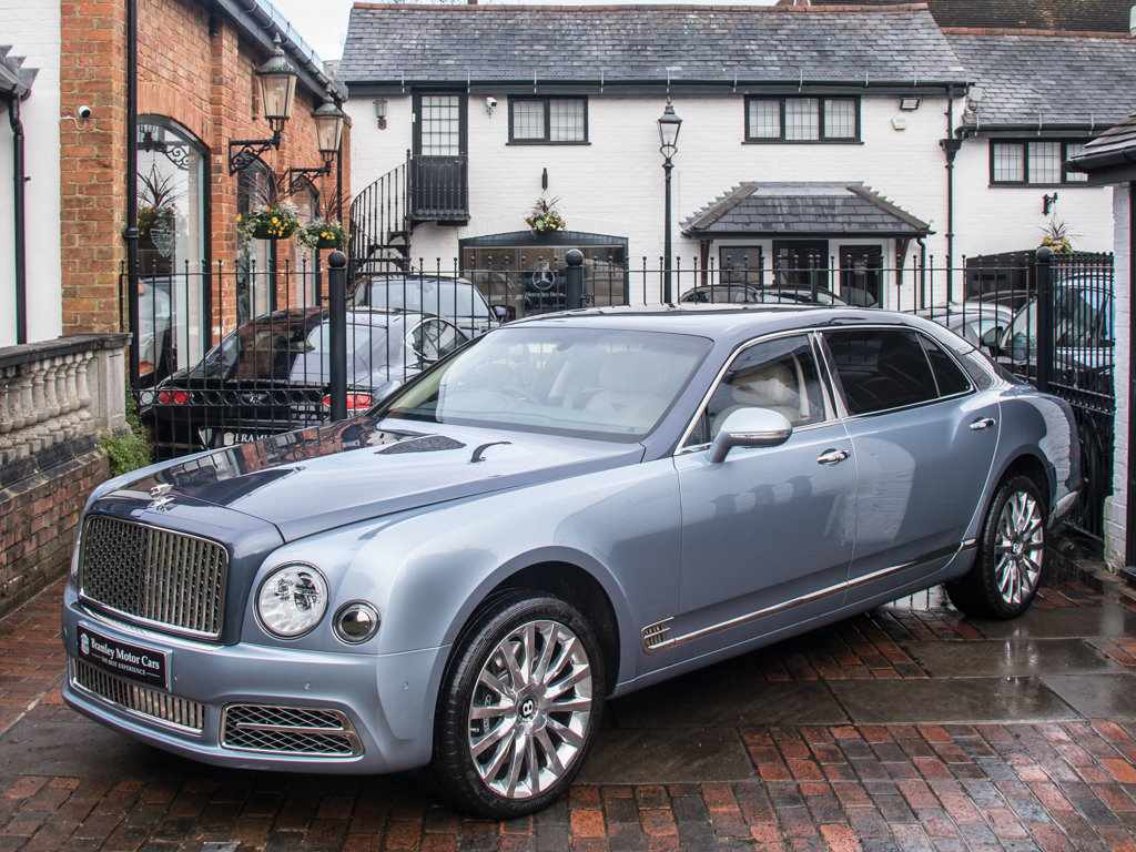 2017 Bentley  Mulsanne  Mulsanne Extended Wheelbase  For Sale (picture 4 of 18)