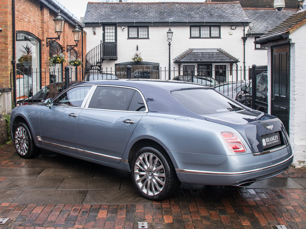 2017 Bentley  Mulsanne  Mulsanne Extended Wheelbase  For Sale (picture 5 of 18)
