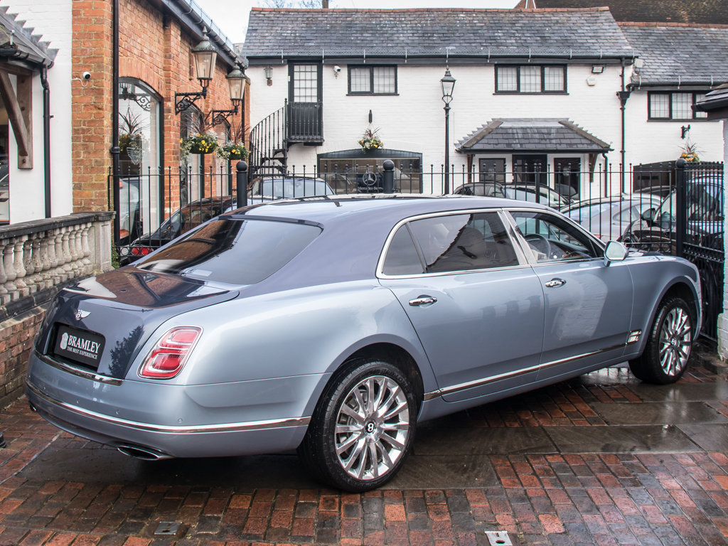 2017 Bentley  Mulsanne  Mulsanne Extended Wheelbase  For Sale (picture 7 of 18)