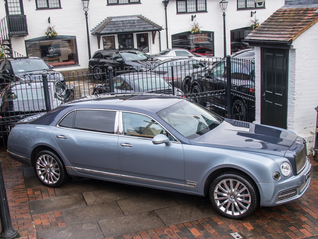 2017 Bentley  Mulsanne  Mulsanne Extended Wheelbase  For Sale (picture 8 of 18)
