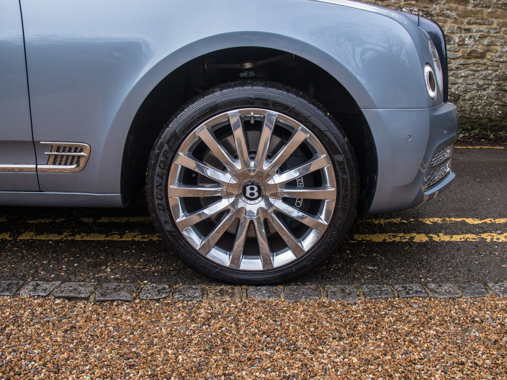 2017 Bentley  Mulsanne  Mulsanne Extended Wheelbase  For Sale (picture 9 of 18)