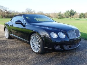 2011 Bentley GTC Speed For Sale