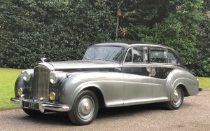 Bentley R Type James Young Sports Saloon