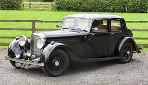 1936 Bentley 4.25 Litre Saloon by Park Ward