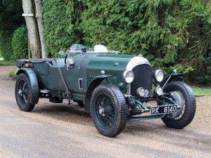 1926  Bentley 3 Litre Speed Model Tourer