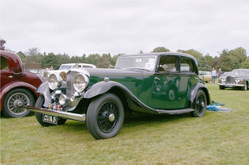 1935 Derby Bentley For Sale (picture 1 of 1)