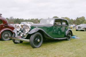 Derby Bentley