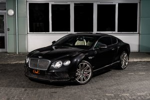 2016 Bentley Continental GT Speed For Sale