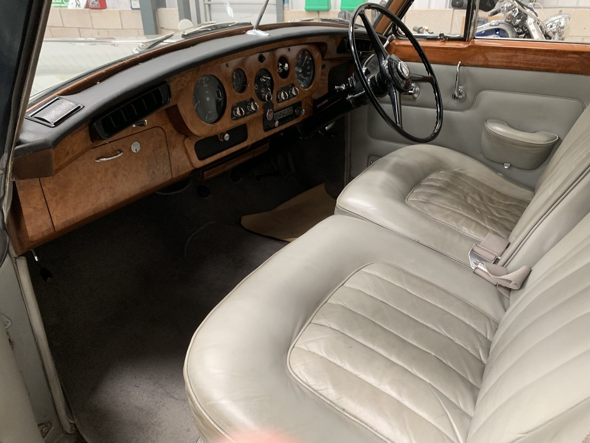 1964 Bentley S3 Saloon. For Sale (picture 4 of 6)