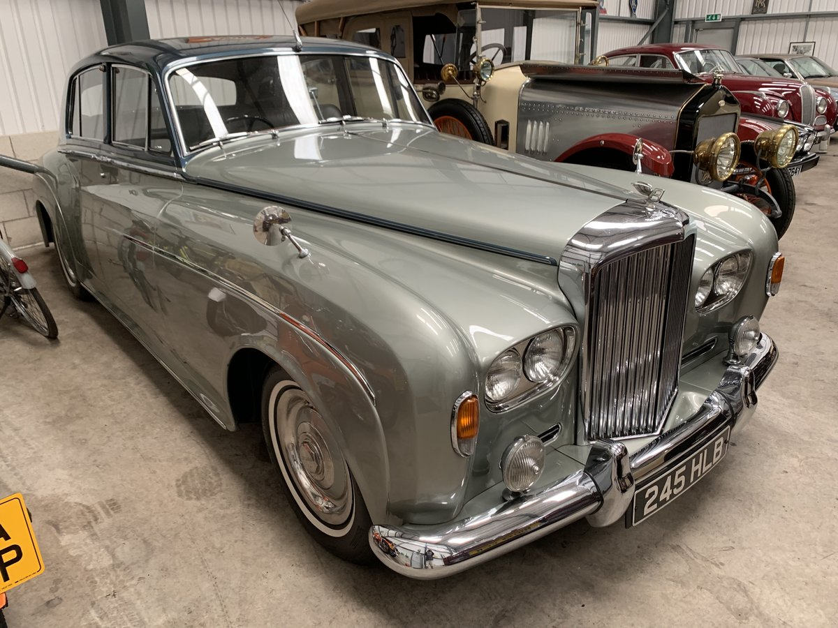 1964 Bentley S3 Saloon. For Sale (picture 6 of 6)