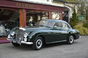 Bentley R-Type Continental 1955 Fastback by H.J. Mulliner For Sale