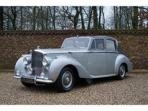 1954 Bentley R-Type TOP restored condition, matching numbers and