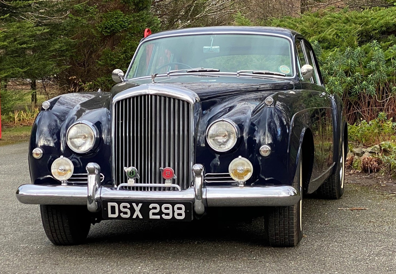 """1959 Bentley S1 Continental H. J. Mulliner """"Flying Spur"""" BC28FM For Sale (picture 4 of 6)"""