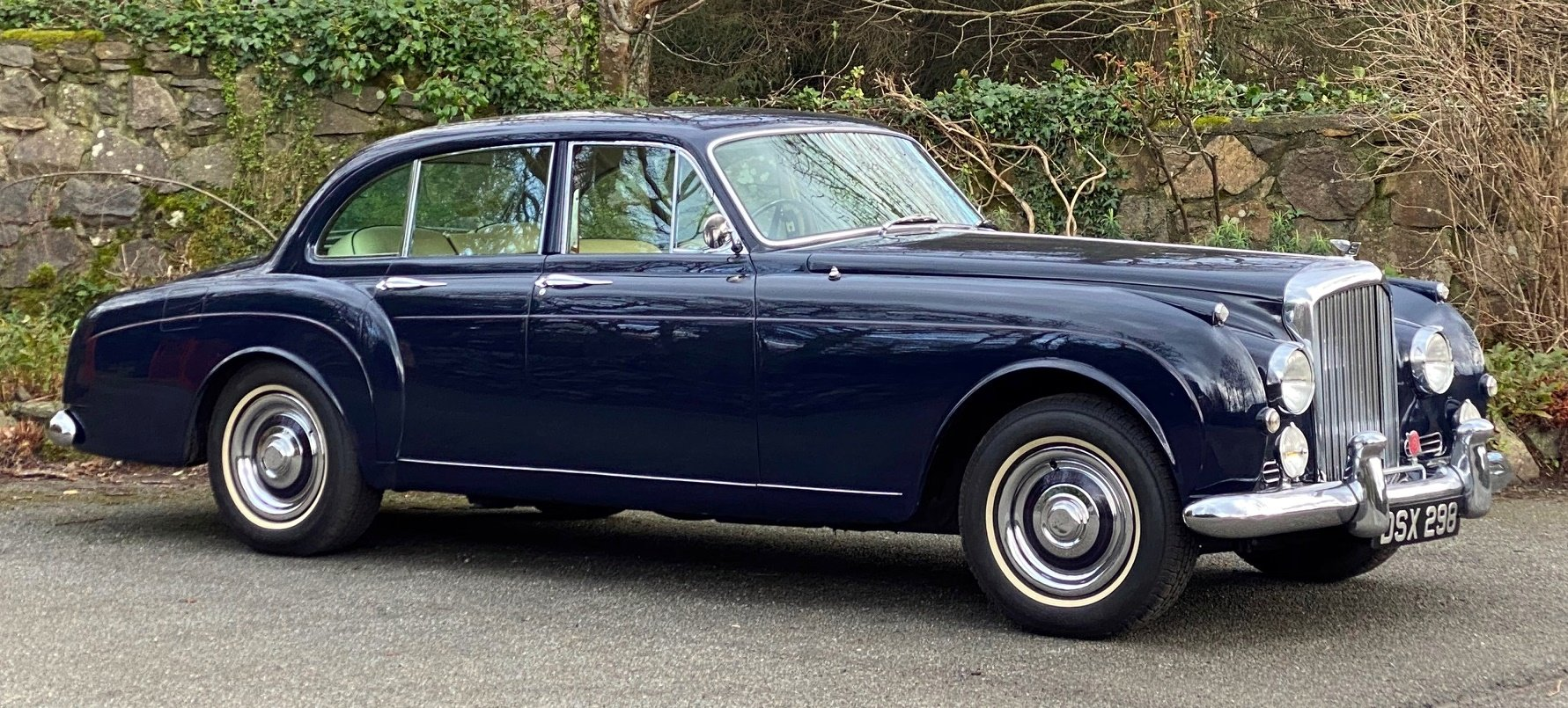"""1959 Bentley S1 Continental H. J. Mulliner """"Flying Spur"""" BC28FM For Sale (picture 5 of 6)"""
