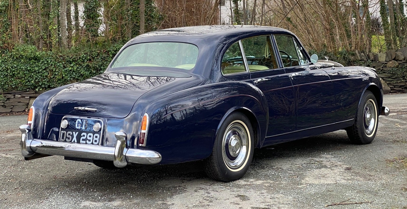 """1959 Bentley S1 Continental H. J. Mulliner """"Flying Spur"""" BC28FM For Sale (picture 6 of 6)"""