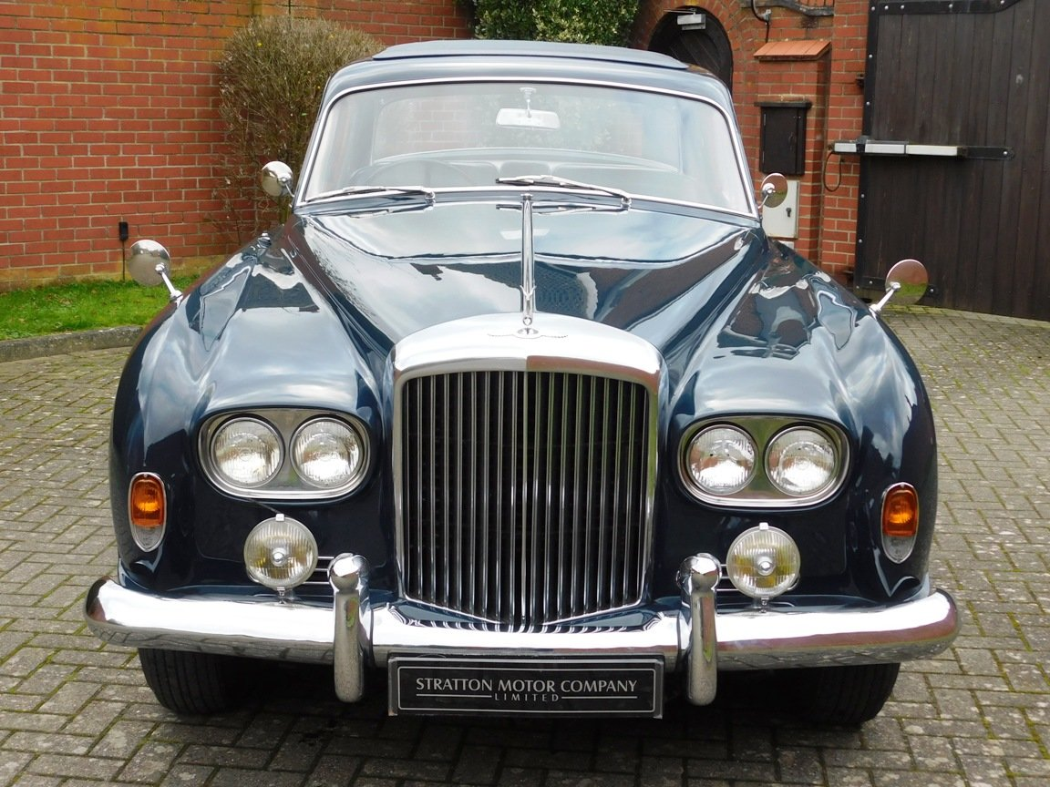 1963 Bentley S3 Continental Four-Door Sports Saloon For Sale (picture 2 of 23)