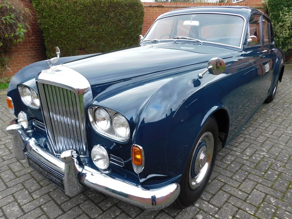 1963 Bentley S3 Continental Four-Door Sports Saloon For Sale (picture 3 of 23)