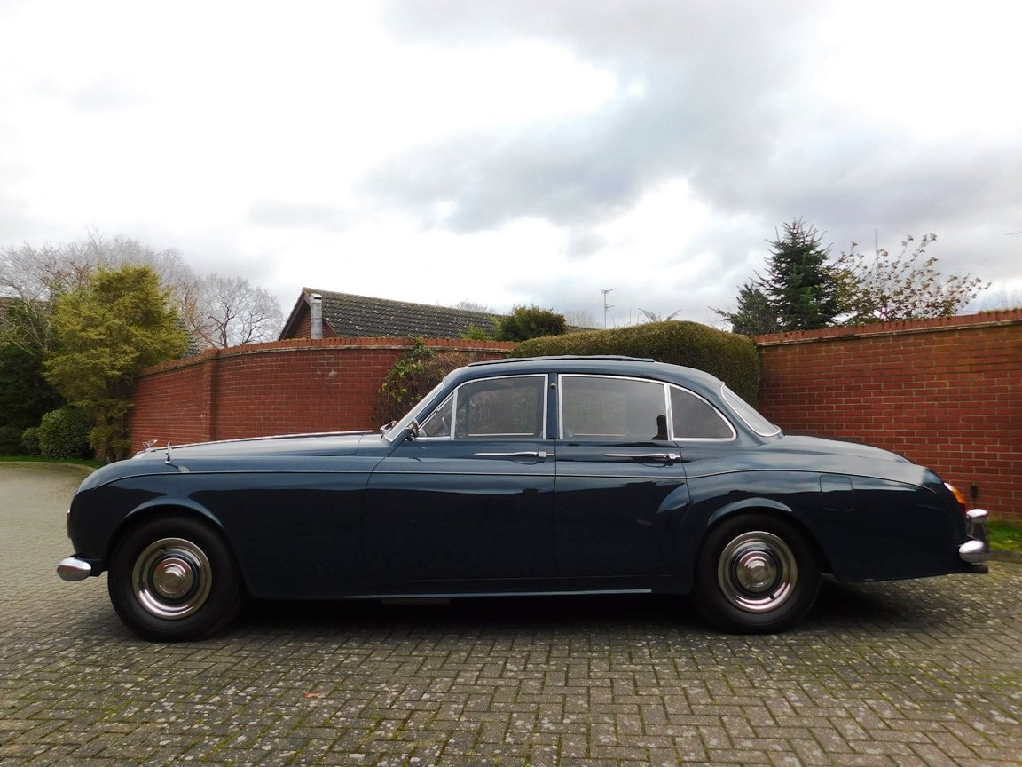 1963 Bentley S3 Continental Four-Door Sports Saloon For Sale (picture 4 of 23)