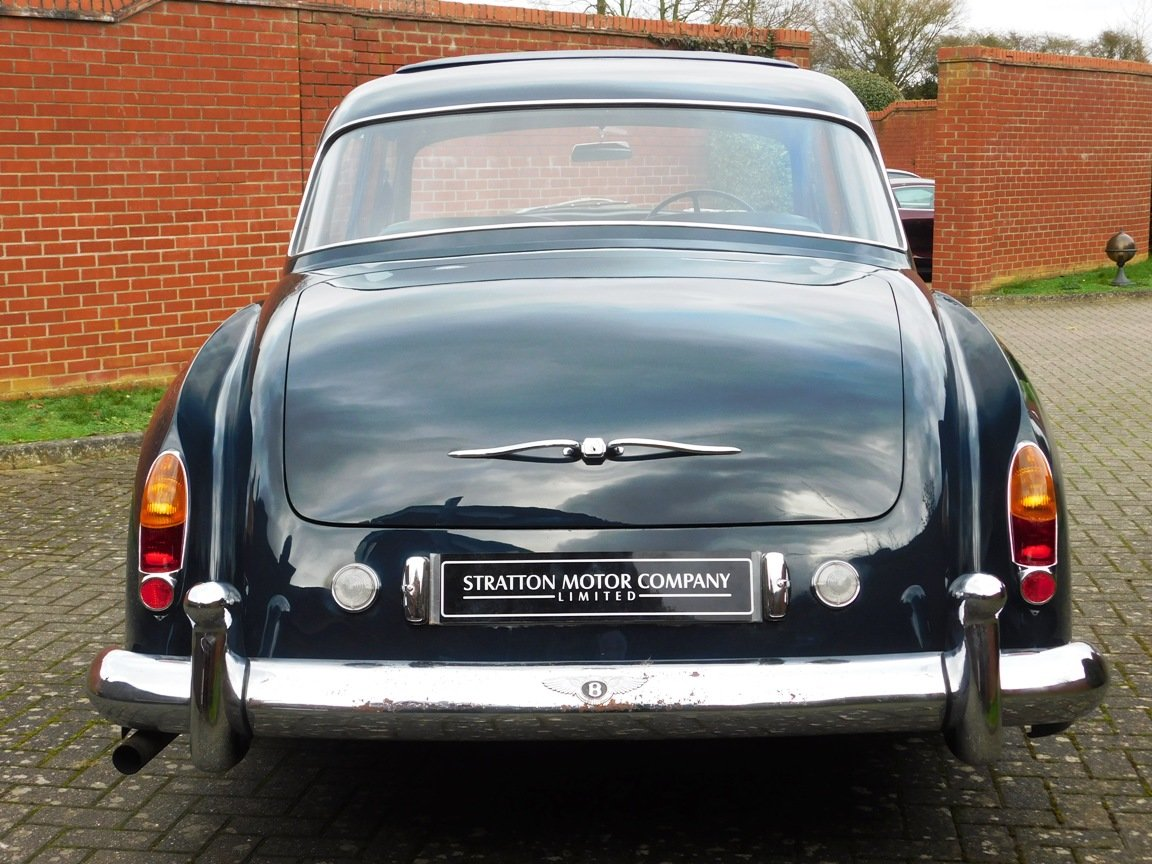 1963 Bentley S3 Continental Four-Door Sports Saloon For Sale (picture 5 of 23)
