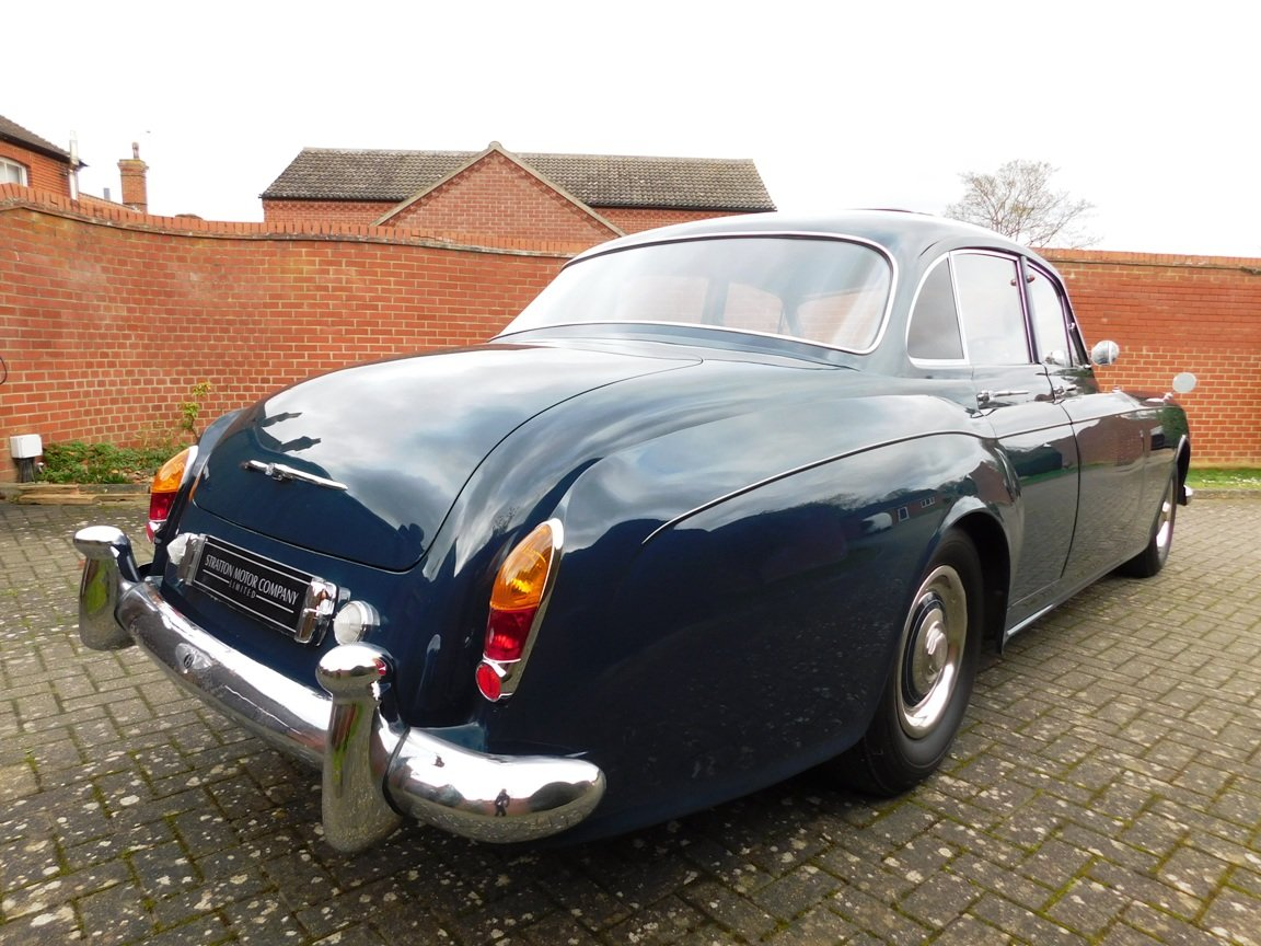 1963 Bentley S3 Continental Four-Door Sports Saloon For Sale (picture 7 of 23)
