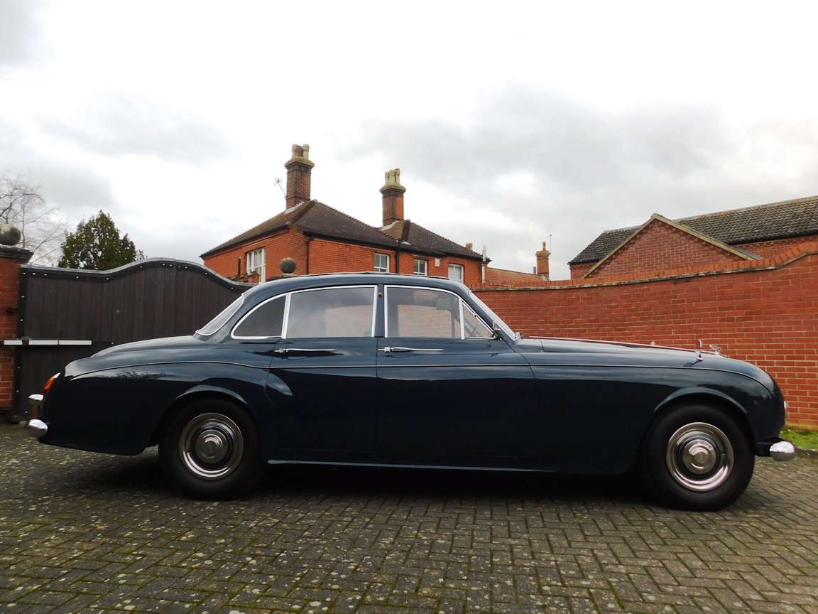 1963 Bentley S3 Continental Four-Door Sports Saloon For Sale (picture 8 of 23)