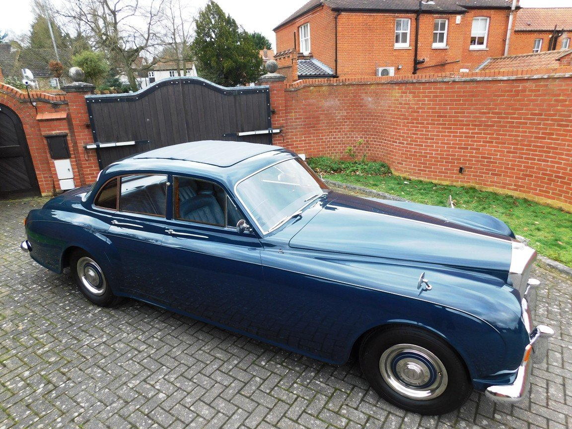1963 Bentley S3 Continental Four-Door Sports Saloon For Sale (picture 11 of 23)