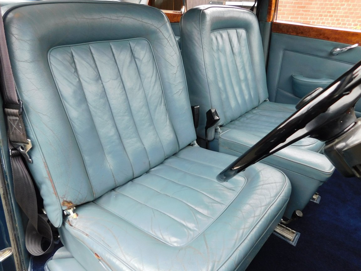 1963 Bentley S3 Continental Four-Door Sports Saloon For Sale (picture 13 of 23)