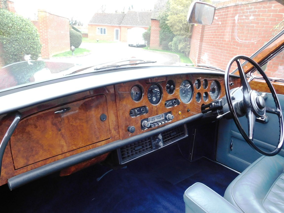 1963 Bentley S3 Continental Four-Door Sports Saloon For Sale (picture 15 of 23)