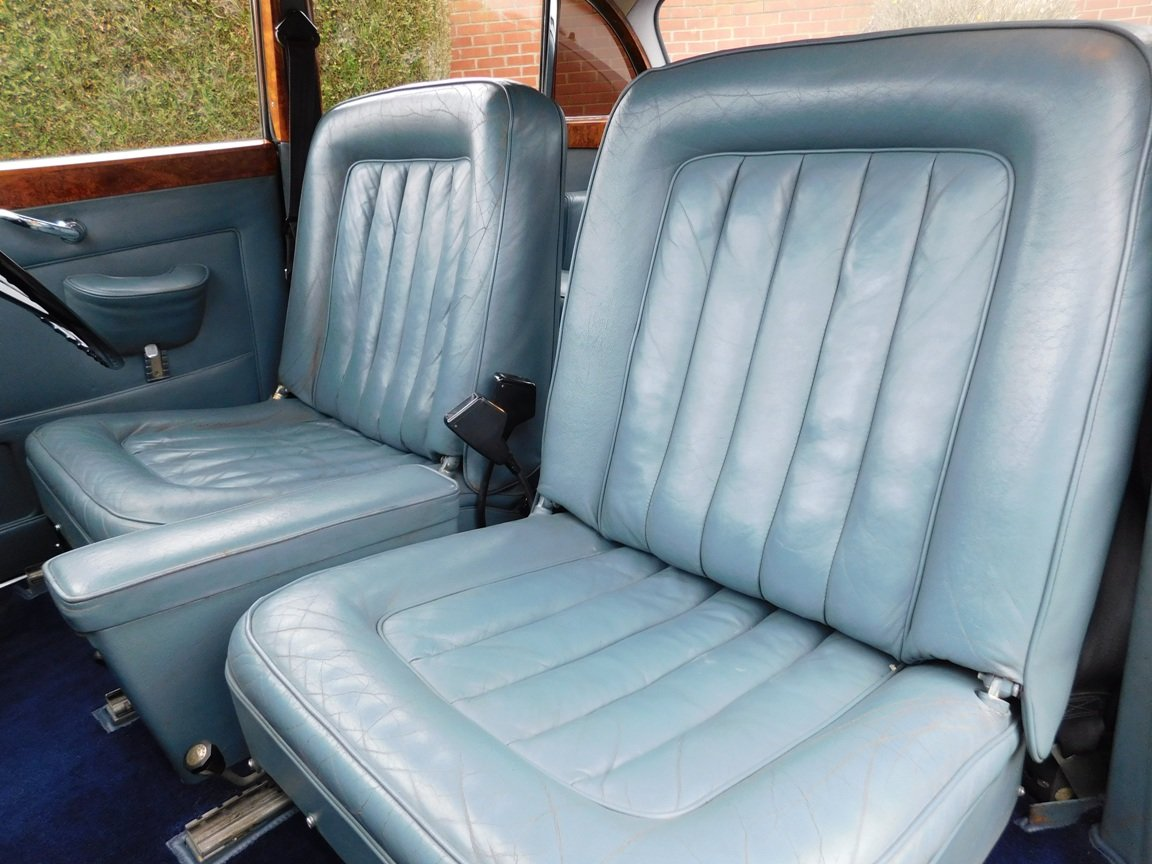 1963 Bentley S3 Continental Four-Door Sports Saloon For Sale (picture 17 of 23)