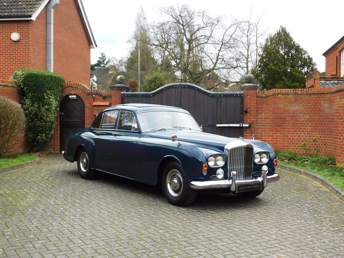 1963 Bentley S3 Continental Four-Door Sports Saloon For Sale (picture 21 of 23)