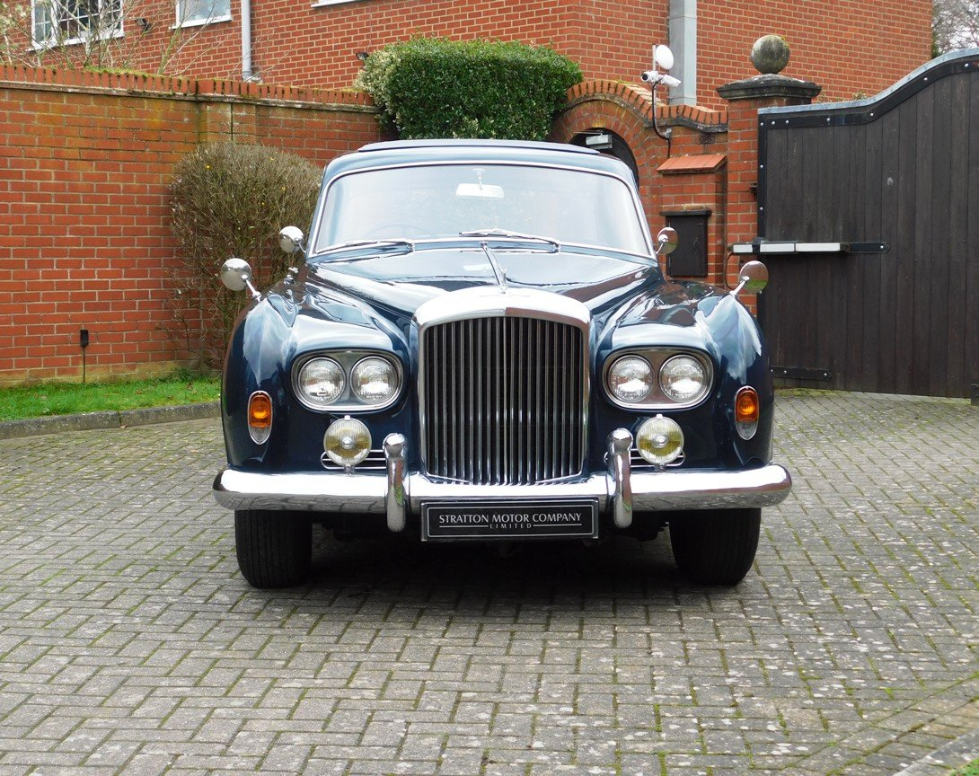 1963 Bentley S3 Continental Four-Door Sports Saloon For Sale (picture 22 of 23)