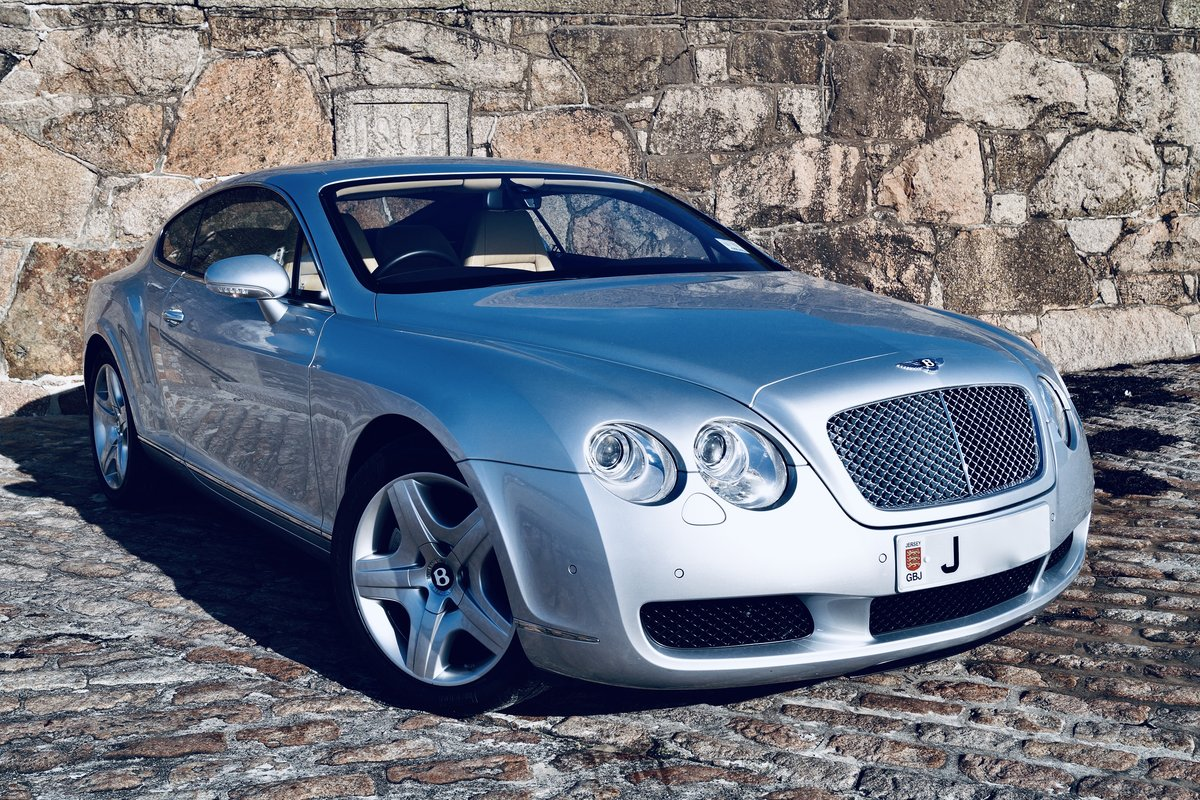 2004 *** 722 miles ***  BENTLEY GT CONTINENTAL  For Sale (picture 1 of 6)