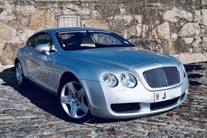 *** 722 miles ***  BENTLEY GT CONTINENTAL