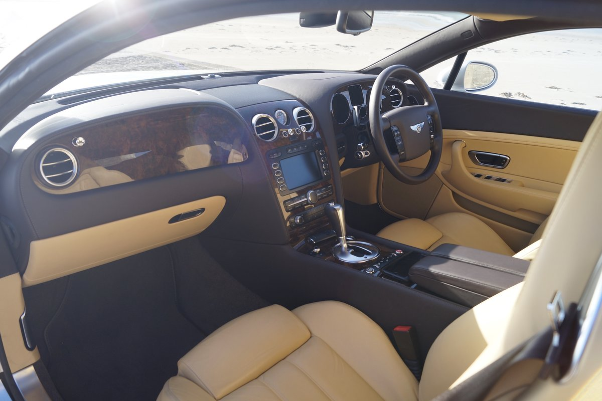 2004 *** 722 miles ***  BENTLEY GT CONTINENTAL  For Sale (picture 2 of 6)