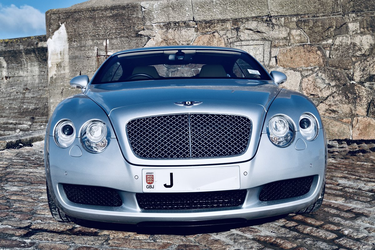 2004 *** 722 miles ***  BENTLEY GT CONTINENTAL  For Sale (picture 3 of 6)