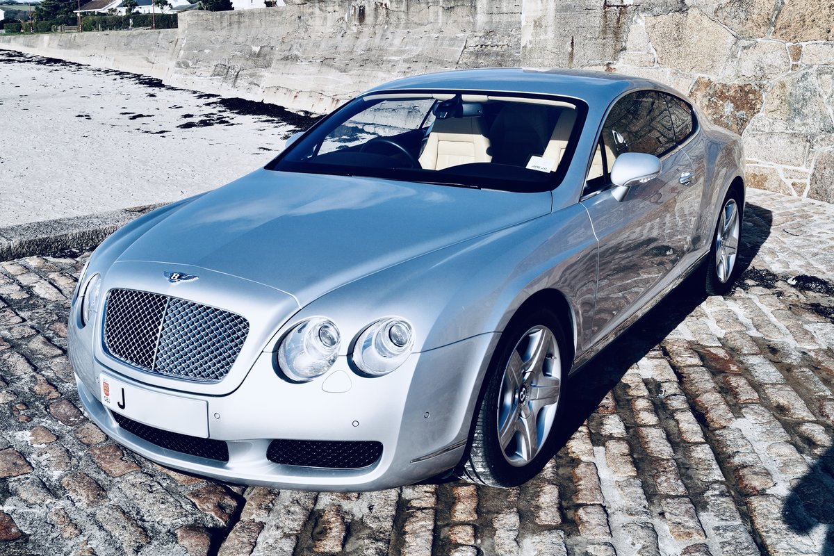 2004 *** 722 miles ***  BENTLEY GT CONTINENTAL  For Sale (picture 5 of 6)