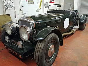 1948 Bentley 6 1/4-Litre Special - AUTO For Sale