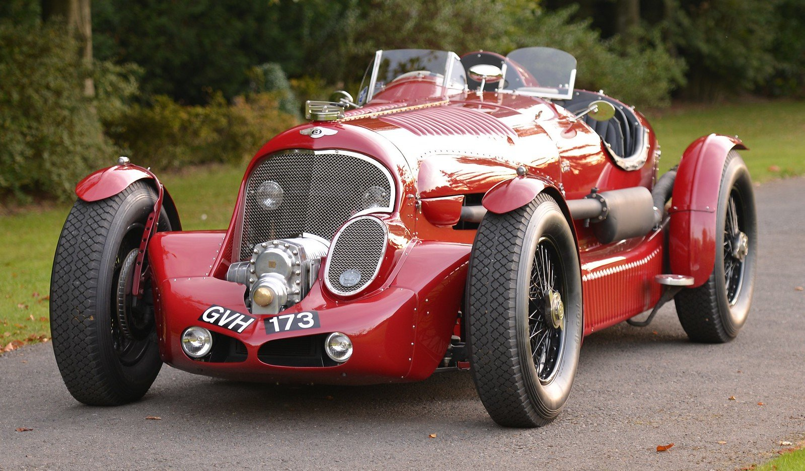 1953 Bentley 6.5 Litre Supercharged Petersen Racer For Sale (picture 1 of 6)