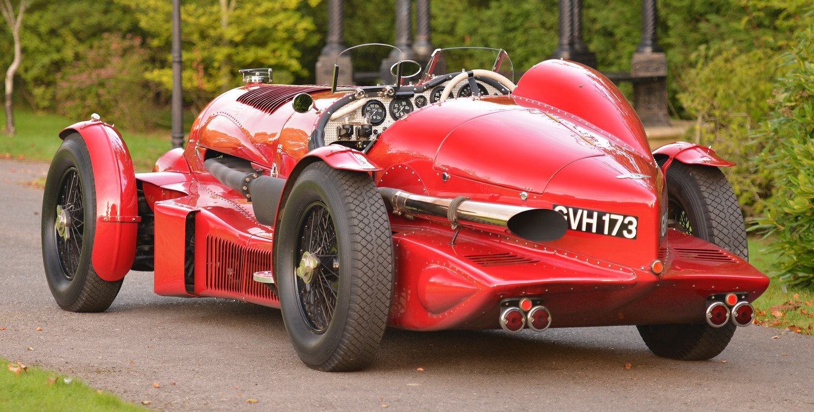1953 Bentley 6.5 Litre Supercharged Petersen Racer For Sale (picture 2 of 6)