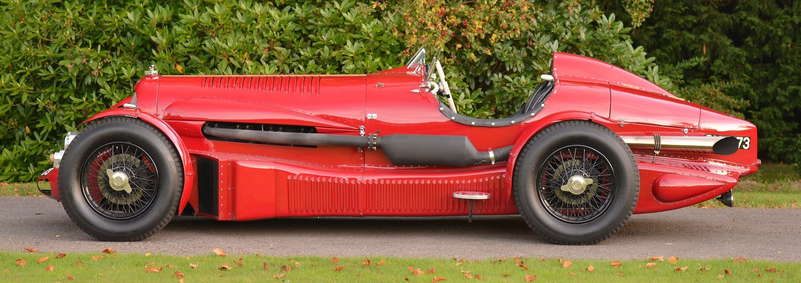 1953 Bentley 6.5 Litre Supercharged Petersen Racer For Sale (picture 3 of 6)