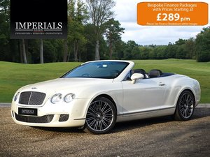 2009 Bentley  CONTINENTAL GTC  SPEED Cabriolet Auto  42,948 For Sale
