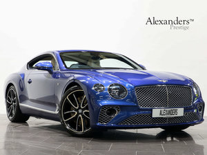 2019 19 68 BENTLEY CONTINENTAL GT 6.0 W12 FIRST EDITION AUTO For Sale