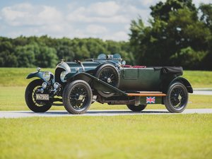 1924 Bentley 3-4-Litre Four-Seater by Vanden Plas