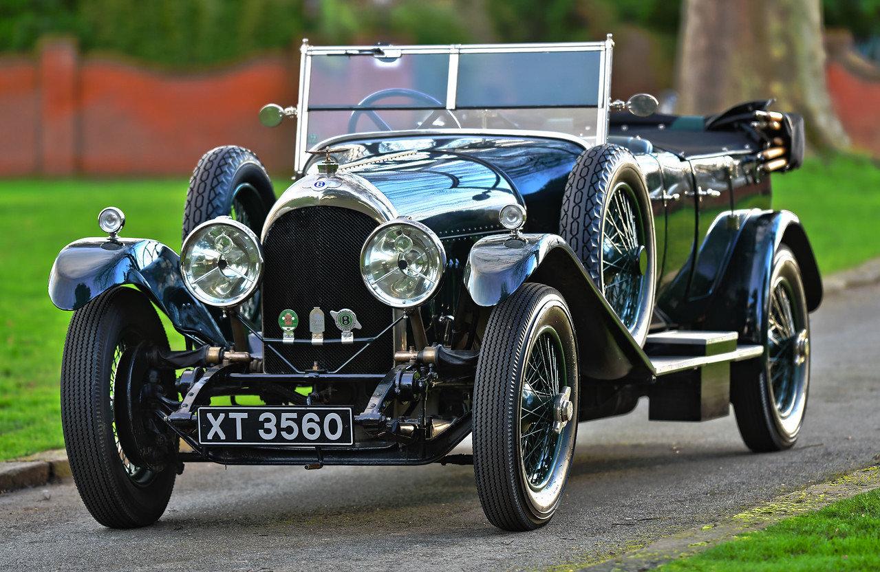 1925 1924 Bentley 3 litre Freestone & Webb Tourer For Sale (picture 1 of 6)
